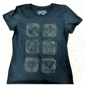 Loot crate Black Mirror women's t-shirt